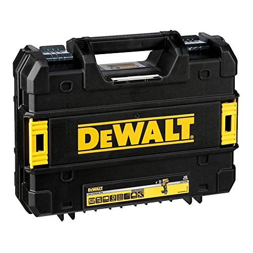 Dewalt T-STAK Power Tool Case For DCD796, DCD795, DCD996, DCD887, DCF880, DCF886, Case