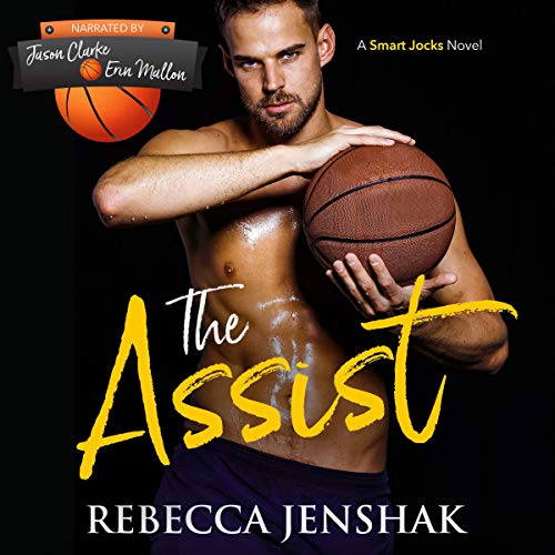 The Assist audiobook cover art