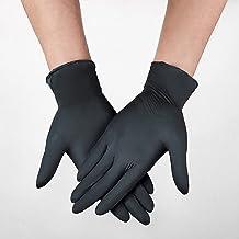 Luva De Nitrilo 100Pcs Luvas De Proteção Para Cozinha Trabalho Manual Produtos De Limpeza Doméstica Luvas Descartáveis A...