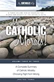 My Catholic Morals! (My Catholic Life! Series Book 3)