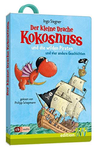 Der kleine Drache Kokosnuss: und vier weitere Geschichten. Hörbuch auf USB-Stick