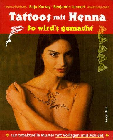 Tattoos mit Henna