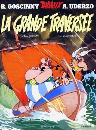 Asterix, französische Ausgabe, Bd.22 : La Grande Traversee; Die große Überfahrt, französische Ausgabe (Astérix)