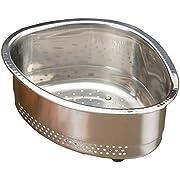 RSVP International CORNR In-Sink Corner Basket, One Size, Multi Color