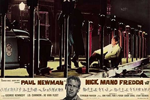Cool Hand Luke - Movie Poster - 11 x 17 by Punt Dog Posters
