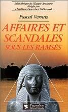 Affaires et scandales sous les Ramsès: La crise des valeurs dans l'Egypte du Nouvel Empire (Bibliothèque de l'Egypte ancienne) (French Edition)