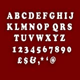 Mirrors-Interiors Wall Letters & Numbers