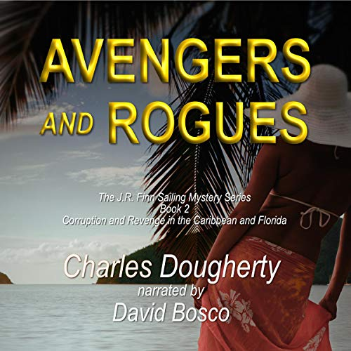 Avengers and Rogues audiobook cover art