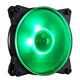 Cooler Master MasterFan Pro 140 Air Pressure RGB- 140mm Static Pressure RGB Case Fan,  Computer Cases CPU Coolers and Radiators