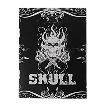 HELYZQ 76 Pages Selected Skull Design Sketch Flash Book Tattoo Art Supplies A4 New