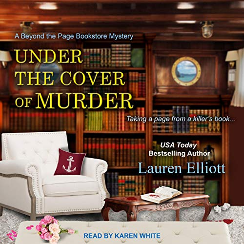Under the Cover of Murder: Beyond the Page Bookstore Mystery Series, Book 6
