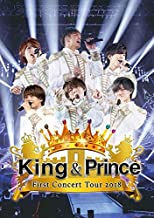 King & Prince First Concert Tour 2018(通常盤)[Blu-ray]