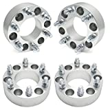 6x135 Wheel Spacers with 14x2.0 Studs Compatible with...