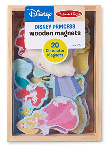 Princess Magnets are perfect for a toddler's Easter basket toy