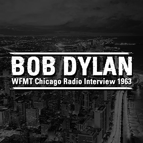 WFMT Chicago Radio Interview 1963 audiobook cover art