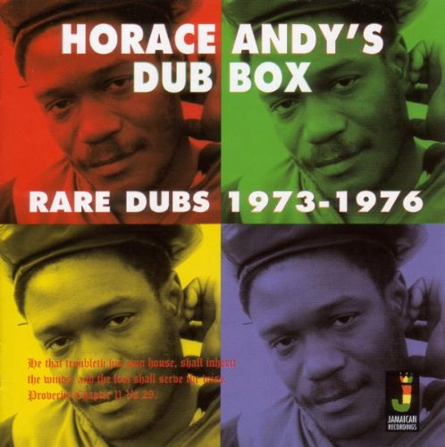 Horace Andy'S Dub Box-Rare Dubs 1973-1976 [Vinyl LP]