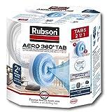 Rubson AERO 360° Recharges en tabs neutres pour absorbeur d'humidité, recharges pour...