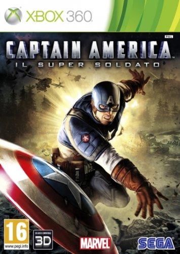 Captain America: Super Soldier (Xbox 360) [Importación inglesa]
