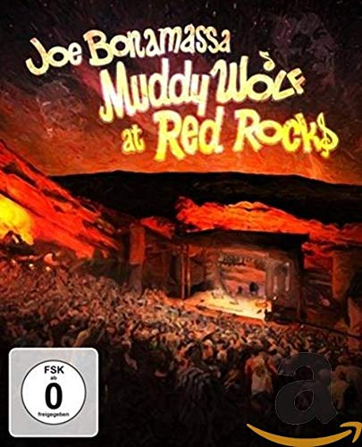 Joe Bonamassa - Muddy Wolf at Red Rocks [2 DVDs]
