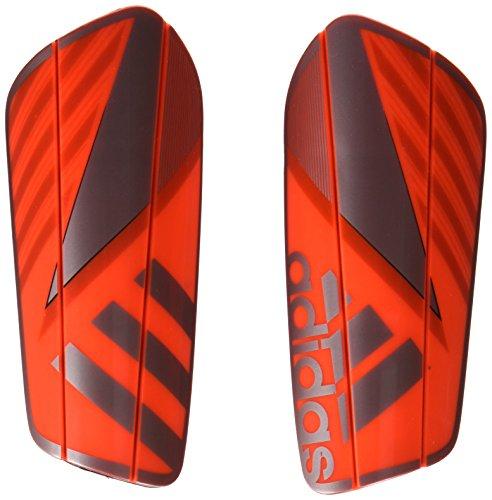 adidas Ghost Pro Schienbeinschoner, Solar Red/Iron Metallic/Vivid Red, XL
