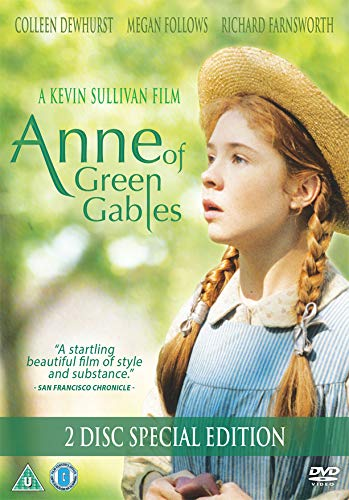 Anne Of Green Gables - 2 Disc Special Edition [DVD] [Reino Unido]