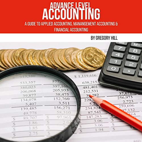 Advance Level Accounting cover art