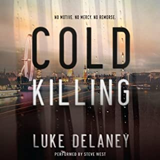 Cold Killing audiobook cover art