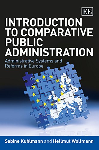 Kuhlmann, S:  Introduction to Comparative Public Administrat