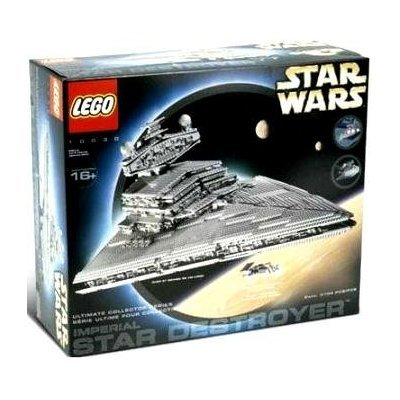 Lego Star Wars 10030 Star Destroyer 3104 Teile !