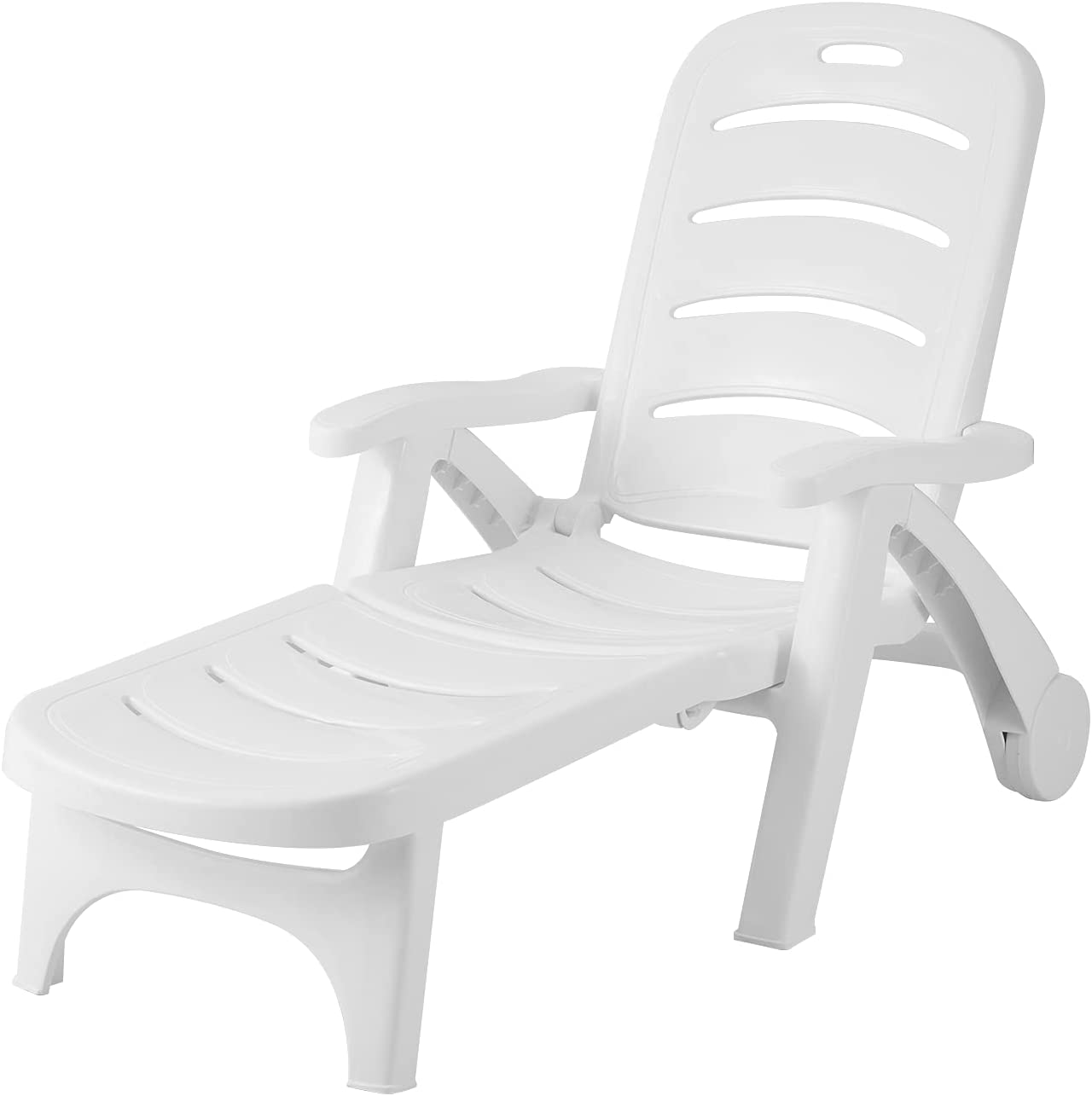 EROMMY Lounge Chair Chaise Selling with Pos 5 Backrest Adjustable Low price
