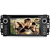 Car Stereo Radio with Bluetooth 6.2 Inch Touch Screen...