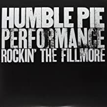 humble pie performance rockin the fillmore vinyl