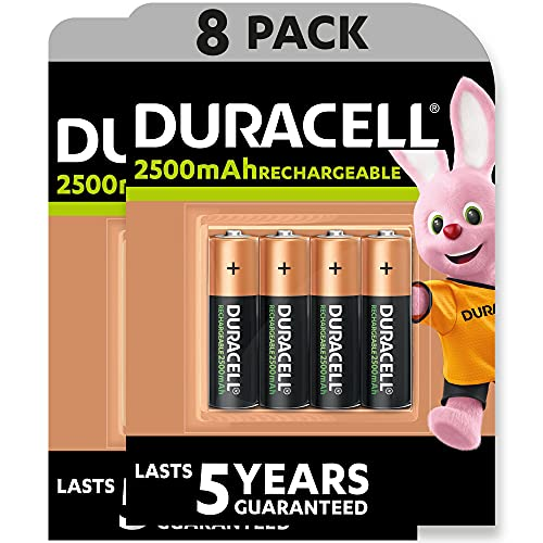 Duracell -   Rechargeable Aa
