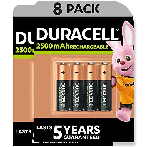 Duracell Rechargeable 2500 mAh Bild