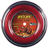 Corde Red Devil 200m 1.24 millimetri Tennis String