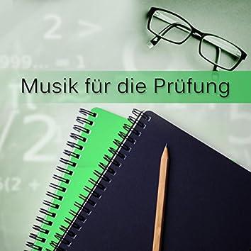 Musik für die Prüfung - Musik für effektives Lernen, Entspannung, Musik für Denken & Lesen, Musik für Regeneration, Stressbewältigung