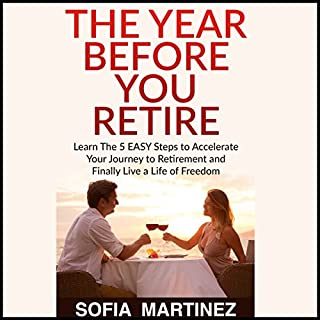 The Year Before You Retire cover art
