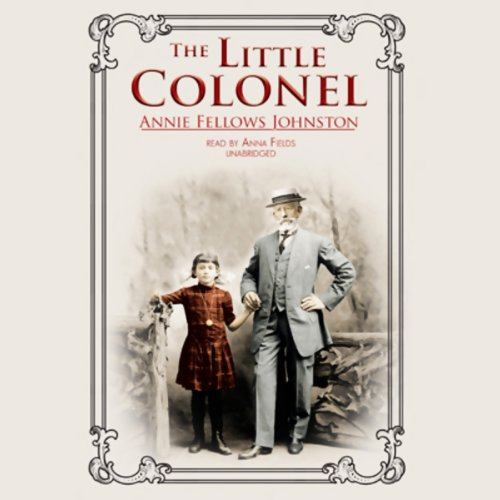 The Little Colonel audiobook cover art