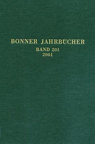 Bonner Jahrbücher: Bd 201
