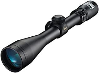 Nikon 3-9 x 40 Waterproof Matte Black Riflescope with BDC Reticle