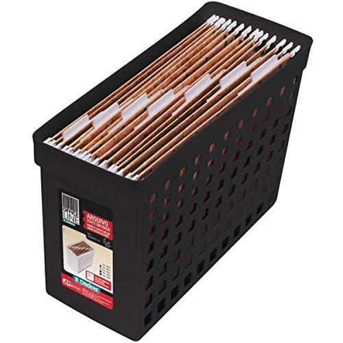 Ordene 70022, Arquivo Móvel Estreito com Furacão sem Pastas, Multicolor