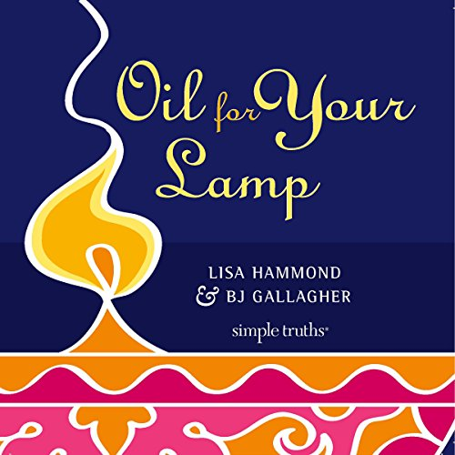 Oil for Your Lamp audiobook cover art