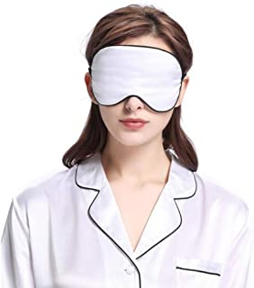 YUXUANCIXIU-A Eye Mask, Unisex Sunshade, Soft And Comfortable Breathable Eye Mask, White Beauty, Fashion, Hair Accessories (Color : White)