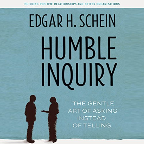 Humble Inquiry  By  cover art