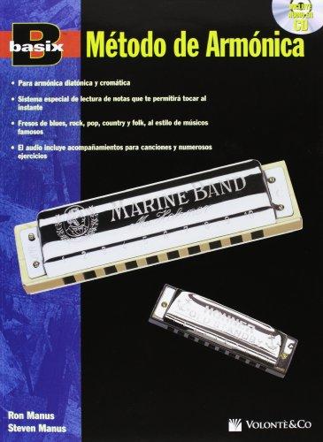 BASIX METODO ARMONICA + CD: Spanish Language Edition, Book