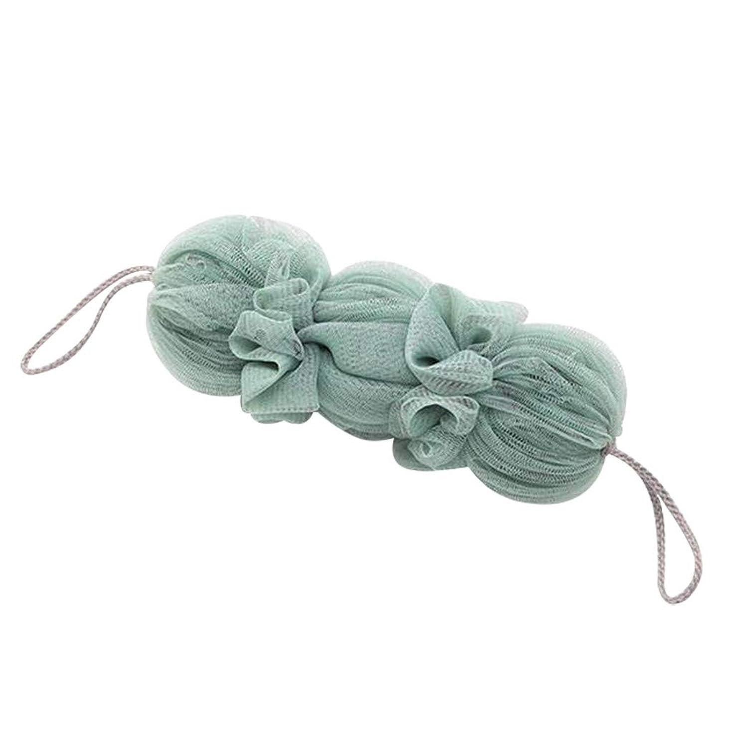 OrchidAmor Long Loofah Bath Shower Sponge Pouf Mesh Ball Exfoliating Premium Scrubber 2019 New Fashion