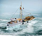 Aue Verlag Kit de modélisme Proud Mary Tuna Fish Trawler 40 x 11 x 39 cm