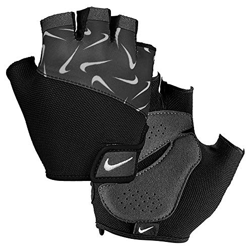 Nike Damen Gym Elemental Handschuhe, Schwarz, L