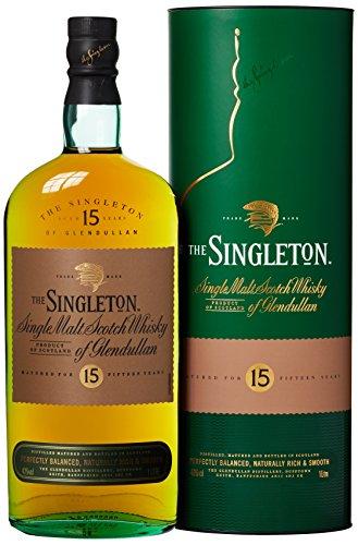 Singleton of Glendullan 15 Years Old mit Geschenkverpackung (1 x 1 l)