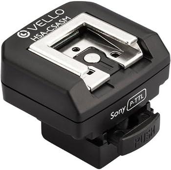 Vello HSA-CSASM Sony Minolta to Sony Multi-Interface Shoe Adapter